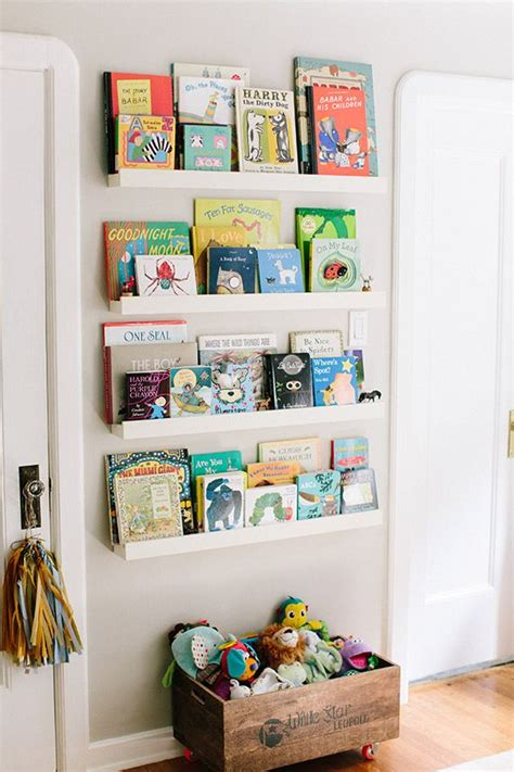 Best 25  Nursery bookshelf ideas on Pinterest   Baby bookshelf, Nursery and Nurseries