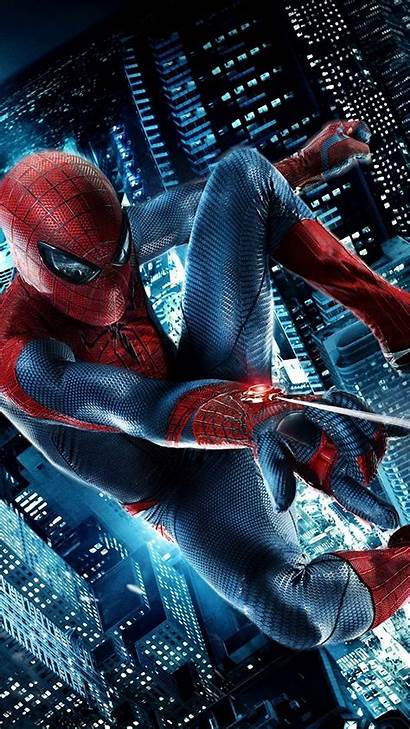 Phone Wallpapers Amazing Spiderman Lg 3d Cell