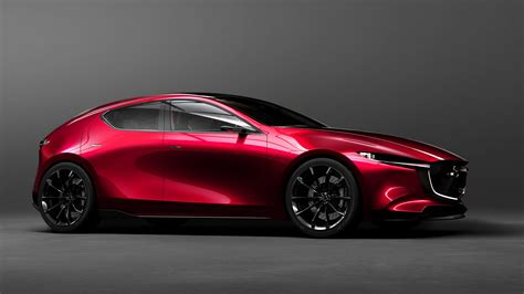 2017 Mazda Kai Concept 4k Wallpaper Hd Car Wallpapers