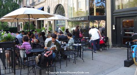 outdoor dining   bay boston patio restaurants
