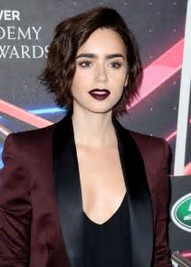 Lily Collins ? 2015 BAFTA Los Angeles Britannia Awards in