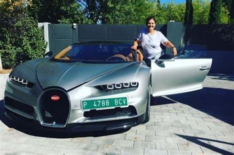 """El bugatti chiron 2017 es un auténtico cochazo: Dolores Aveiro """"roubou"""" Bugatti Chiron a CR7 - Tome Nota - Aquela Máquina"""
