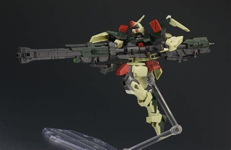 review robot damashii side ms gat  buster gundam
