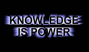 WES ANNAC – The Liberating Power of Knowledge – Culture of ...  Knowledge