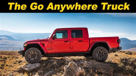 2020 Jeep Kaiser by 2020 Jeep Gladiator The Truck That Rock Crawls