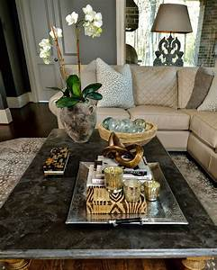 Large, Coffee, Table, Tray
