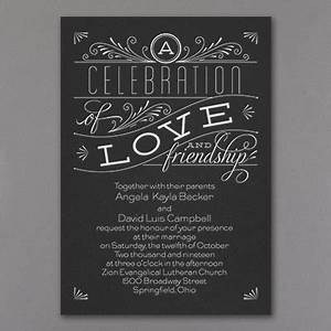 grand celebration invitation black gt wedding With staples wedding invitations reviews