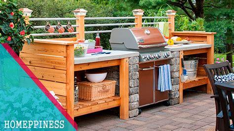 simple outdoor kitchen ideas design 2017 25 simple outdoor kitchen ideas you