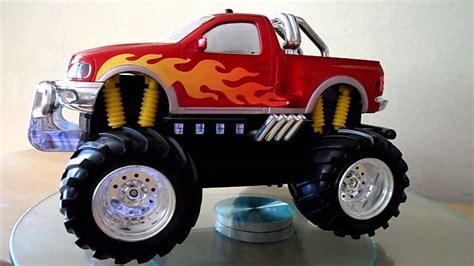 firestone bigfoot monster truck firestone bigfoot 4x4 official monster truck series toy
