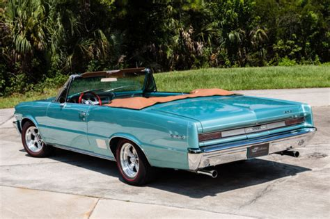 1964 Gto Specifications by 1964 Pontiac Gto Convertible Recreation 400cui Rod