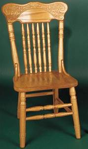 press back dining chair from dutchcrafters amish furniture