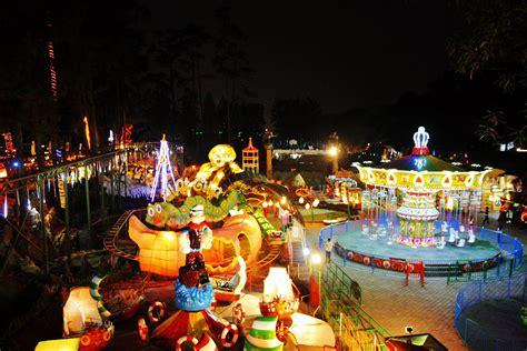 wisata bandung bandung carnival land