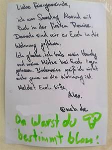 Nachbarn Schriftlich über Party Informieren : es begann in der fiesen remise so feiert man am wochenende in berlin ~ Frokenaadalensverden.com Haus und Dekorationen
