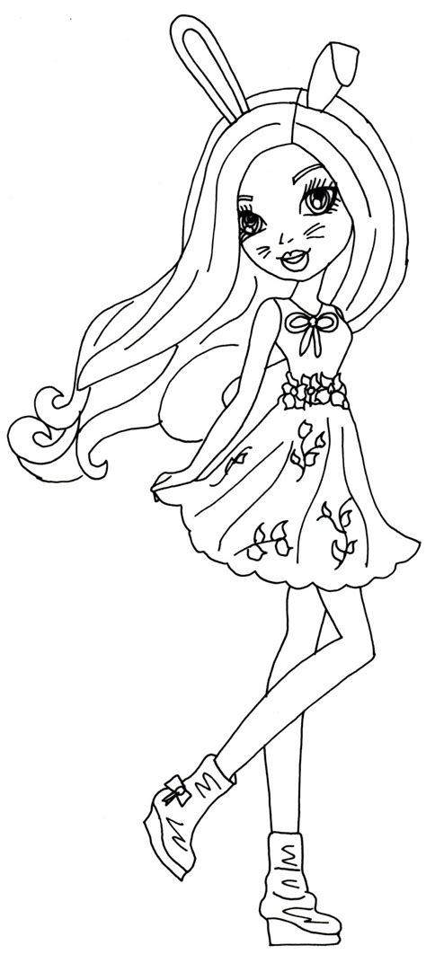 printable   high coloring pages harelow