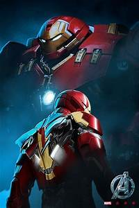 "Iron Man: Mark 43 & Hulkbuster A.K.A. ""Veronica"" 