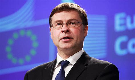 Dombrovskim «spīd» ietekmīgs amats Eiropas mērogā ...