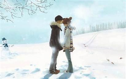 Couple Wallpapers Couples Anime Cartoon Backgrounds Animated