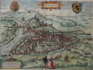 Belgium  Namur  Lodovico Guicciardini - Namvrcvm - 1612