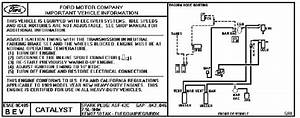 Ford E 350 Vacumme Diagrams