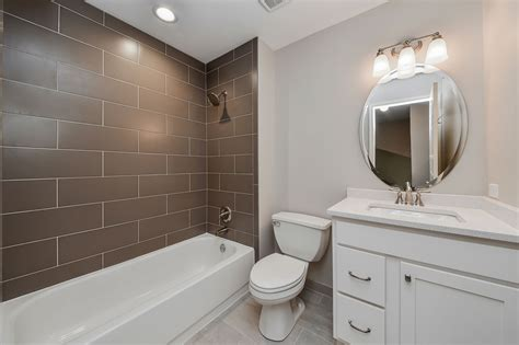 charles cindys hall bathroom remodel pictures home