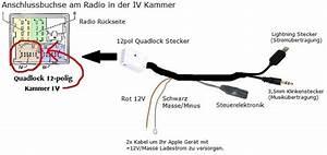Interface Iphone 5 6 Ipod Lightning F U00fcr Skoda Radio