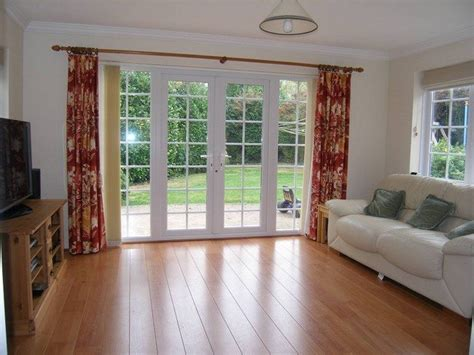 french door curtains ideas decor