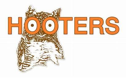 Hooters Helvetica Logos Famous Prices Menu Restaurant