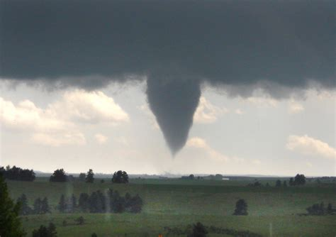tornadoes reported  colorado including   front