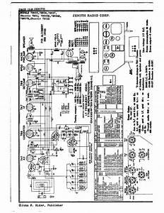 Zenith Radio Corp  7s633