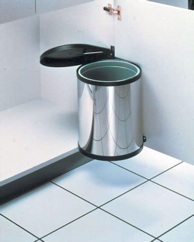 hailo poubelle encastrable cuisine hailo 15l une poubelle de cuisine non sans défaut
