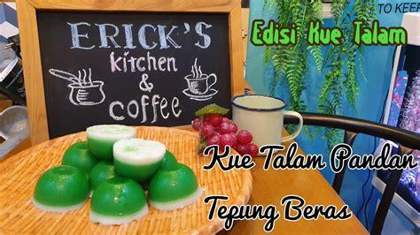 Resep talam tako pandan enak dan lembut. Resep Kue Talam Pandan tepung beras Simpel,mudah,murah #resepkuetalam #kuetalam #resepsimpel ...