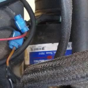 W123 300d A  C Wiring Diagram  U0026 Pics  - Mercedes Forum