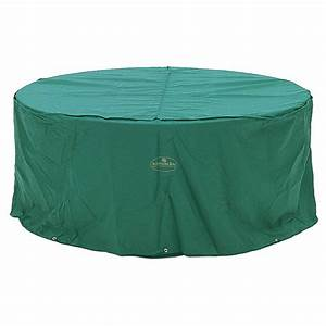 Alexander rose all weather oval table cover for Garden furniture covers oval