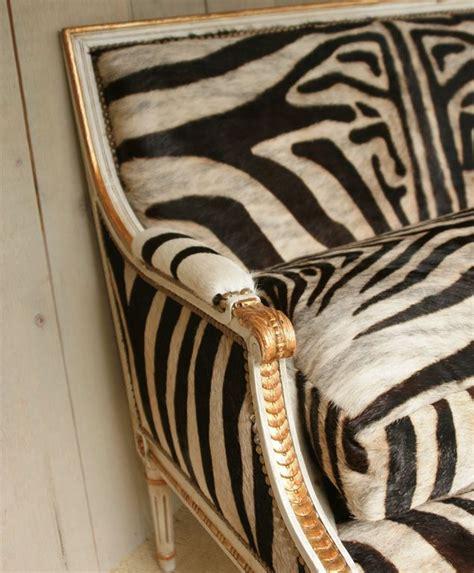 Zebra Settee by Zebra Sofa Details Of Inspiration