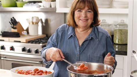 Barefoot Contessa Ina Garten Shares Easy Dinner Cooking