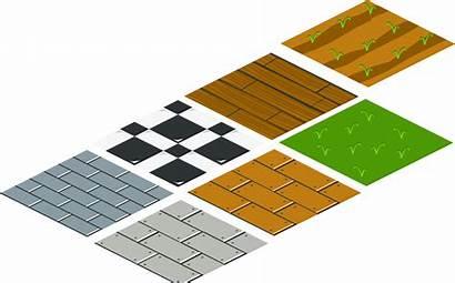 Floor Tile Isometric Clipart Clip