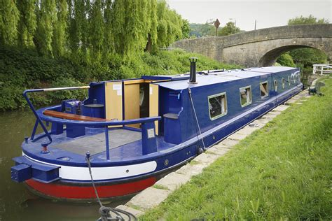 Canal Boat by Bloomsbury Boats Luxury Canal Boat Hire
