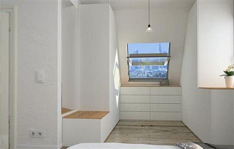 Pax Schiebetüren Einbauen by Schrank In Dachschr 228 Ge Einbauen Mit Schrank Ikea