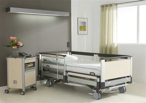 active medical supplies linet hospital bed image