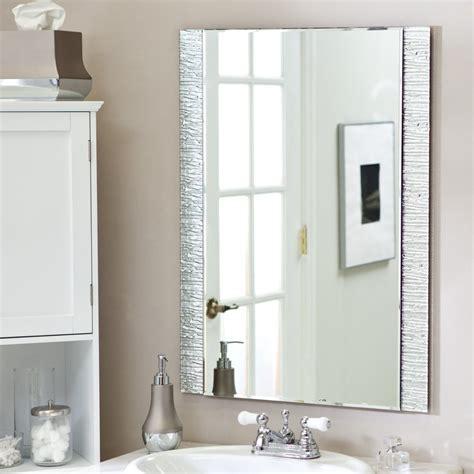bathroom mirror ideas brilliant bathroom vanity mirrors decoration simple wall
