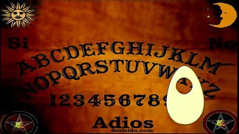 table de ouija como hacer espiritismo con la ouija el tablero ouija