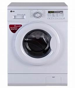 LG 6 Kg. FH0B8NDL22 Fully Automatic Front Load Washing ...