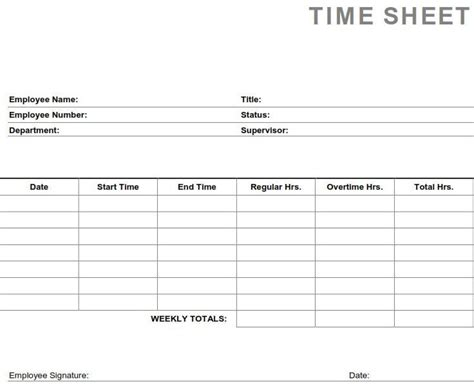 time sheet template for home care 24 images of home care pca aide timesheet template
