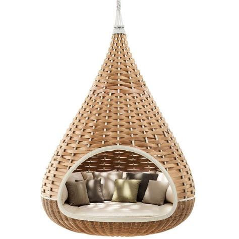 Birds Nest Hammock by Nest Rest Hanging Birdhouse Shaped Hut For Humans
