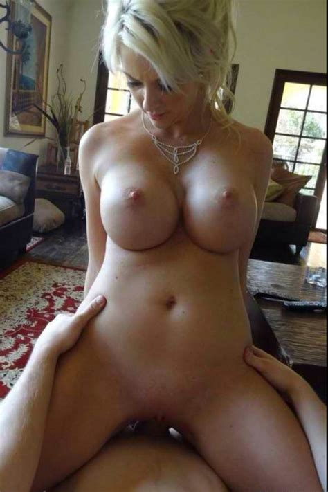 Blonde Wife With Big Fake Tits G48r13l
