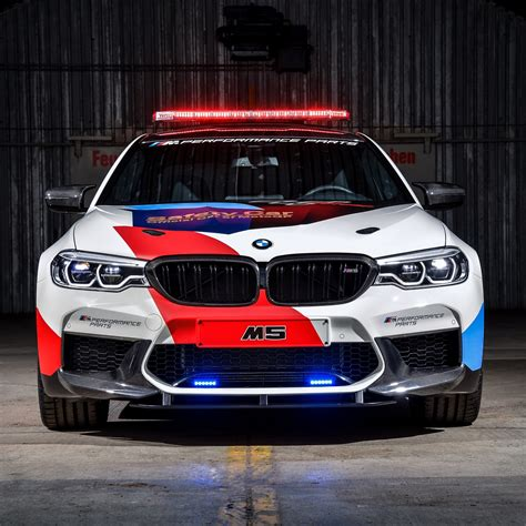 Wallpaper Bmw M5 Motogp Safety Car, 2018, Hd, 4k