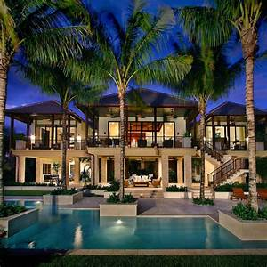 tropical house design architecture landscape tropical with