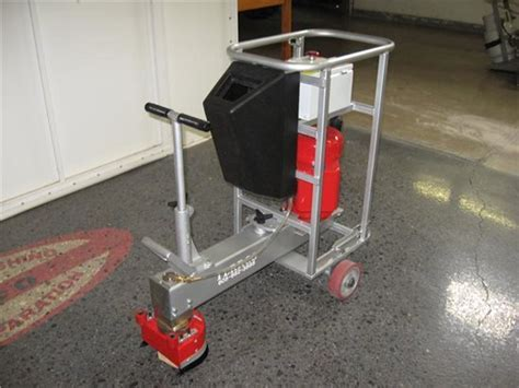 Concrete Edge Grinder & Polisher   The Concrete Network