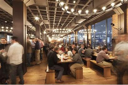 Harpoon Brewery Boston Seaport Uber Places Taproom