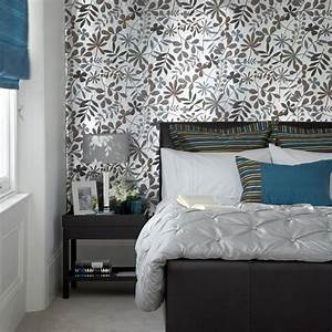 Comfortable Bedroom Modern Wallpaper Design